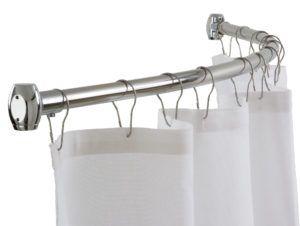 Shower Curtain Pole Bracket