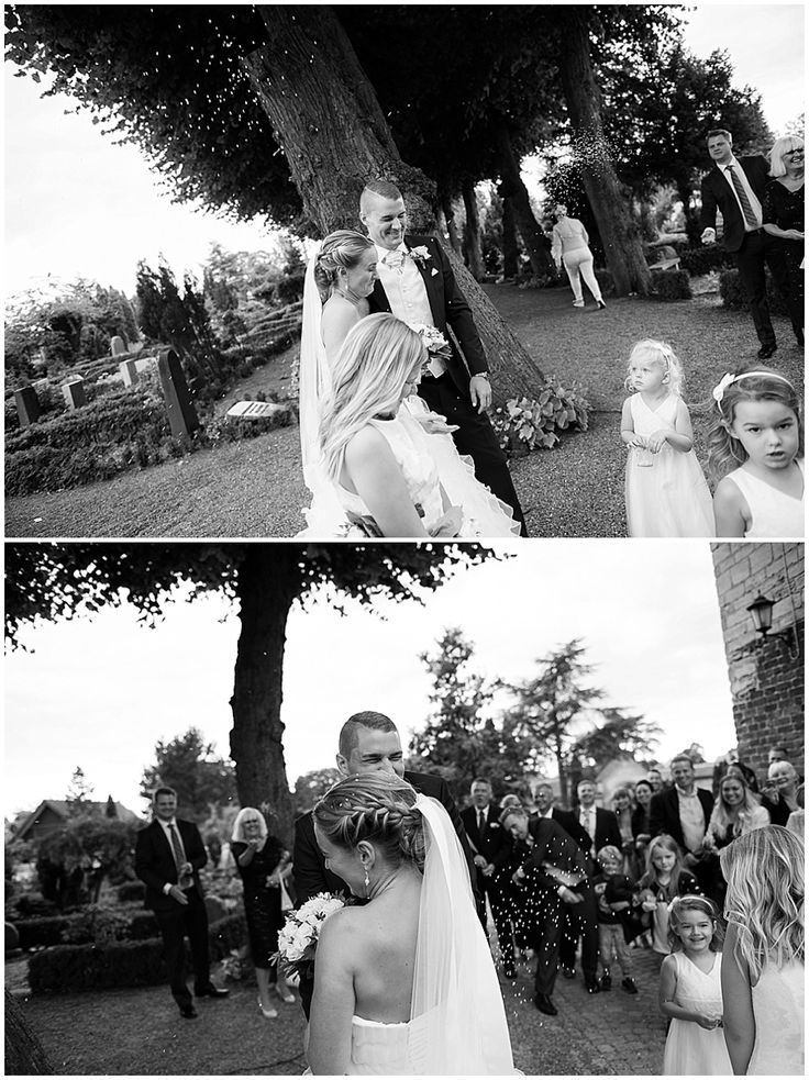 Wedding at Amager strandvej. Nanna + Peter