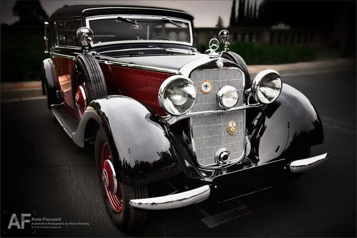 17 best images about pre war mercedes benz on pinterest for Mercedes benz classic car center