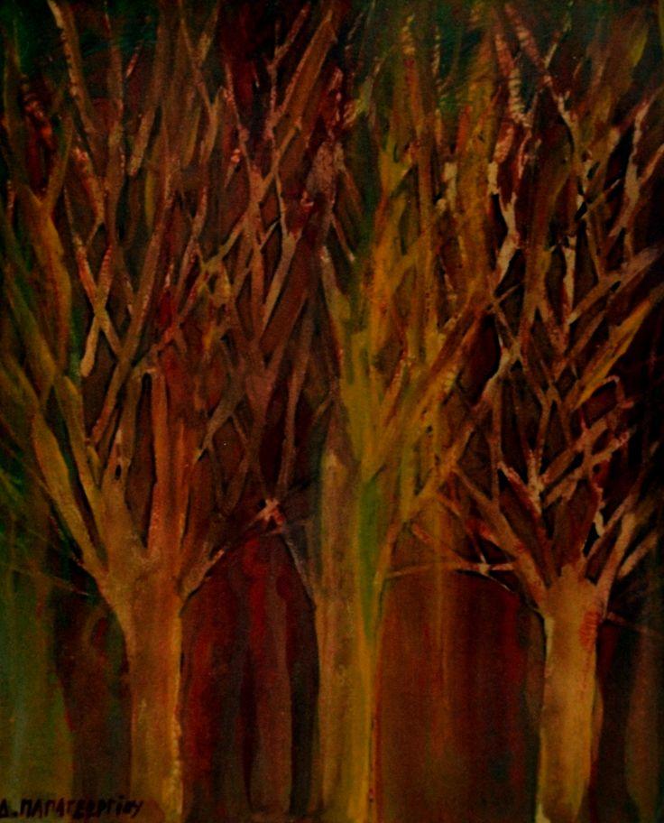 Silent Trees 2