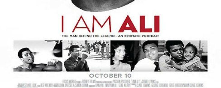 I Am Ali (2014) DOCUMENTARIO – DURATA 111′ – GRAN BRETAGNA, USA Un intimo e accorato ritratto di Muhammad Ali e del suo essere uomo prima che leggenda. Oltre alle interviste alla sua cerchia di amici e familiari (tra cui i figli, il fratello e l'ex moglie) e le interviste a miti della boxe come Mike Tyson, George Foreman e Gene Kilroy, per la prima volta si ha accesso all'archivio personale di registrazioni audio dello stesso Ali…
