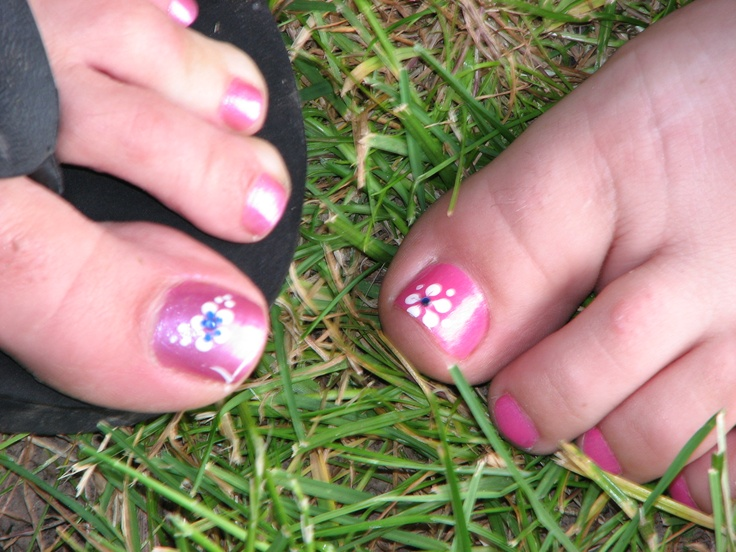 nail art  I want you to do this lou next time to my toes too!!
