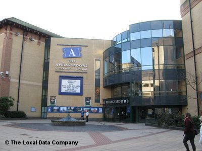 The New Victoria Theatre, Woking, Surrey