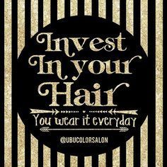✨TIPS FROM HIGH RATEED HAIR SALON✨ ✖️Invest in your hair. ✔️You wear it everyday. ✖️Keeping your hair healthy is easy if you follow the steps your hairstylist gives you! ✔️We always recommend a conditioning treatment to rebuild your hair if you are having your hair colored at all!! ✔️We have several amazing different kinds for all types of hair!✖️Also drinking 8 glasses of water a day will help your hair overall health and growth process. ✔️Remember your worth it.  #healthyhair #olaplex…