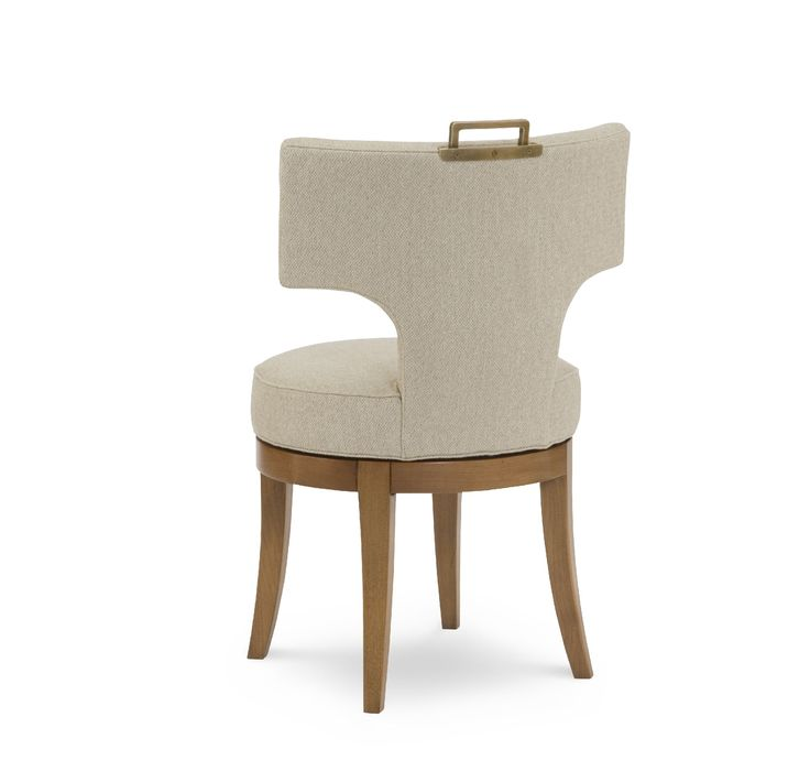 Shop For Chaddock Kerylos Swivel Chair And Other Dining Room Chairs At In Morganton NC Standard With Single Welt Tight Seat