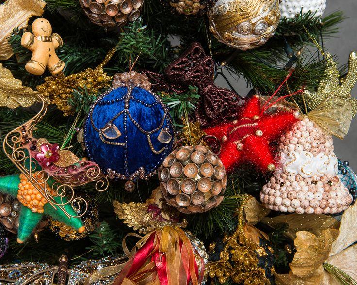 Ozdoby choinkowe, rękodzieło, Christmas https://www.facebook.com/pages/Ozdoby-choinkowe-Ewelina-Hockuba/432820303453933