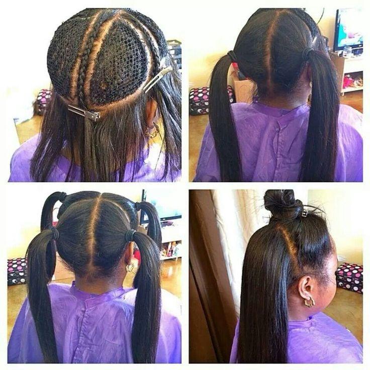 Fabuleux 99 best Hair images on Pinterest | Vixen sew in, Black women  GQ98