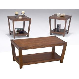 Sabre Wood 3 Piece Table Set Tail Dimensions 21 Inches High X 47