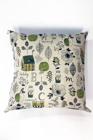 lj junior cushion | the maker