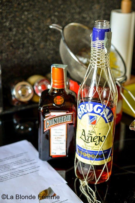 La Blonde Femme: Il terrore dei barman - Babà-Brugal
