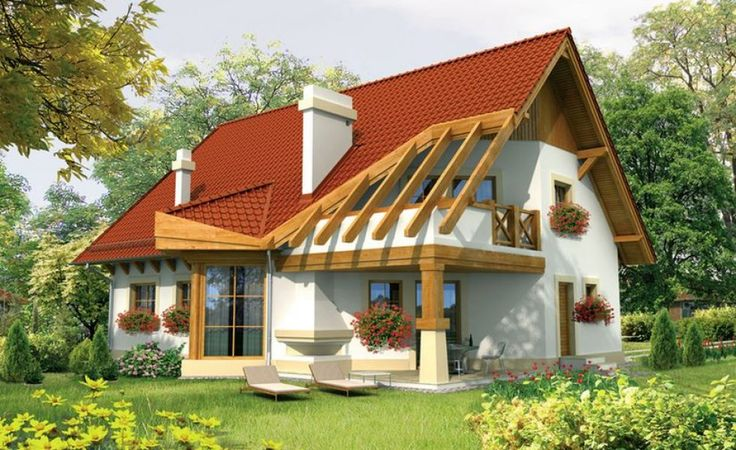 Casele, ca si oamenii, sunt diferite. Ies usor in evidenta gratie unor elemente de design care le personalizeaza si le dau un aer aparte, original. Astazi exemplificam astfel de case care capteaza imediat atentia datorita