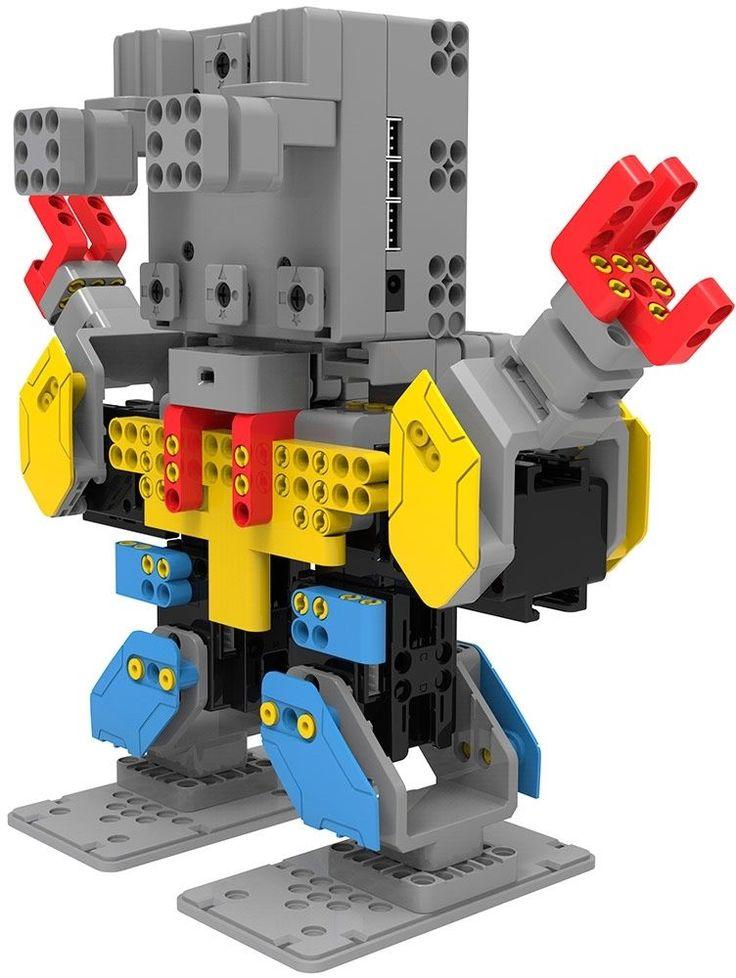 Ubtech Jimu Explorer Level Robot STEM and gain 21st century skills and mindset