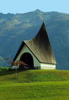 Fernpass Church #architecture, #pinsland, https://apps.facebook.com/yangutu