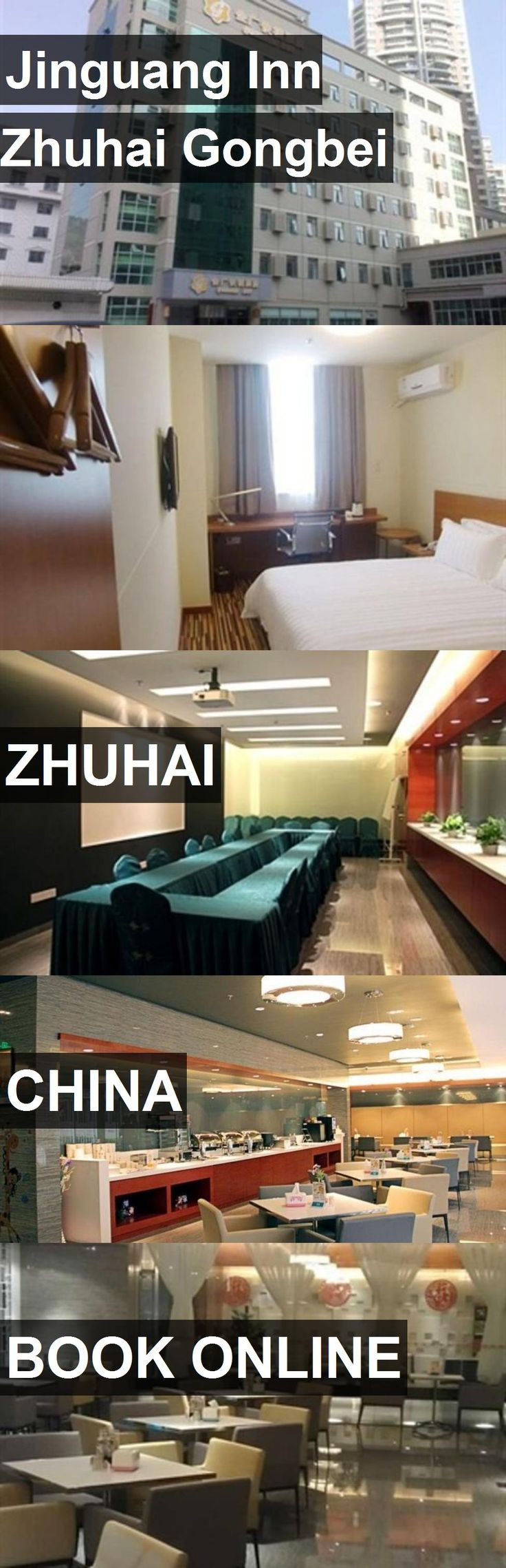 Hotel Jinguang Inn Zhuhai Gongbei in Zhuhai, China. For more information, photos, reviews and best prices please follow the link. #China #Zhuhai #travel #vacation #hotel