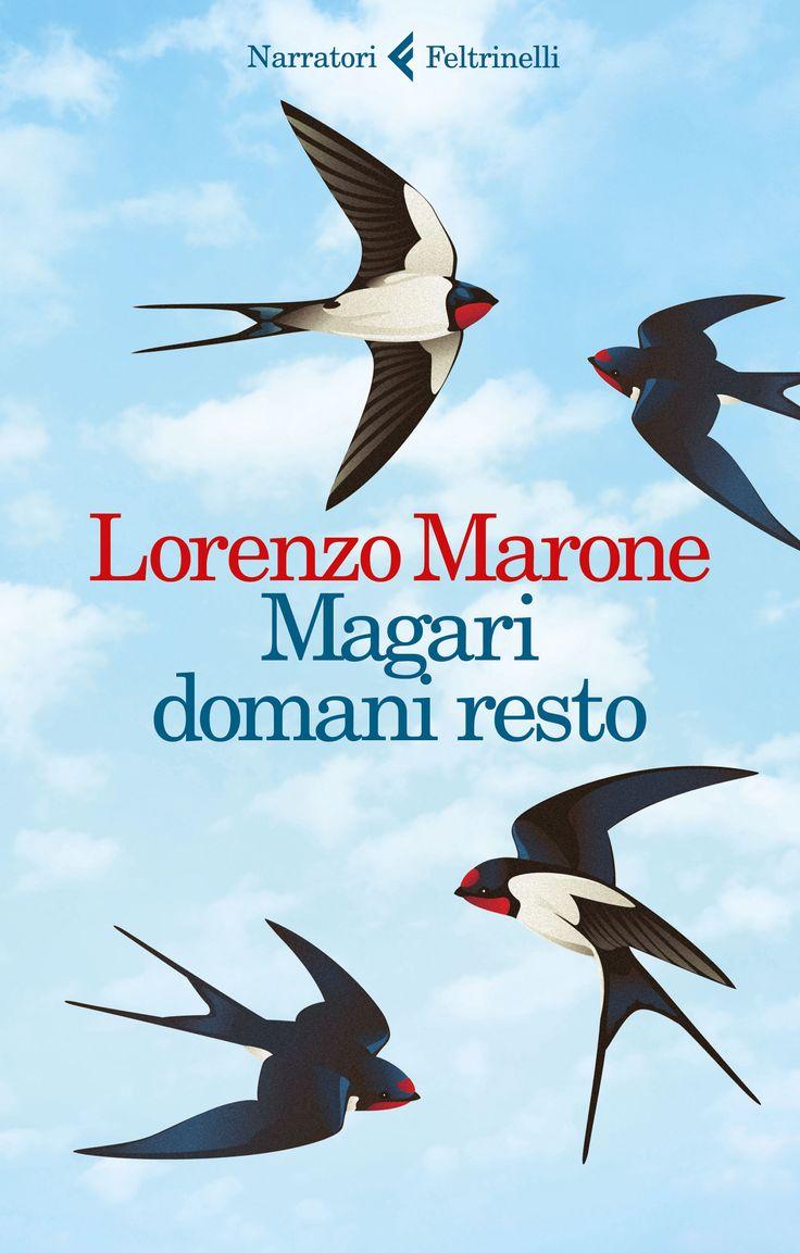 Lorenzo Marone, quarantenne scrittore napoletano, è una delle novità più interessanti nel panorama della narrativa italiana. I suoi ultimi lavori