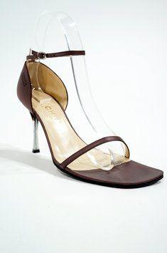 Chanel Designer Brown Formal Shoes $322