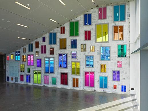 "Ugo Rondinone ""Clockwork for Oracles II"" 2008. Art Experience:NYC http://www.artexperiencenyc.com/social_login"