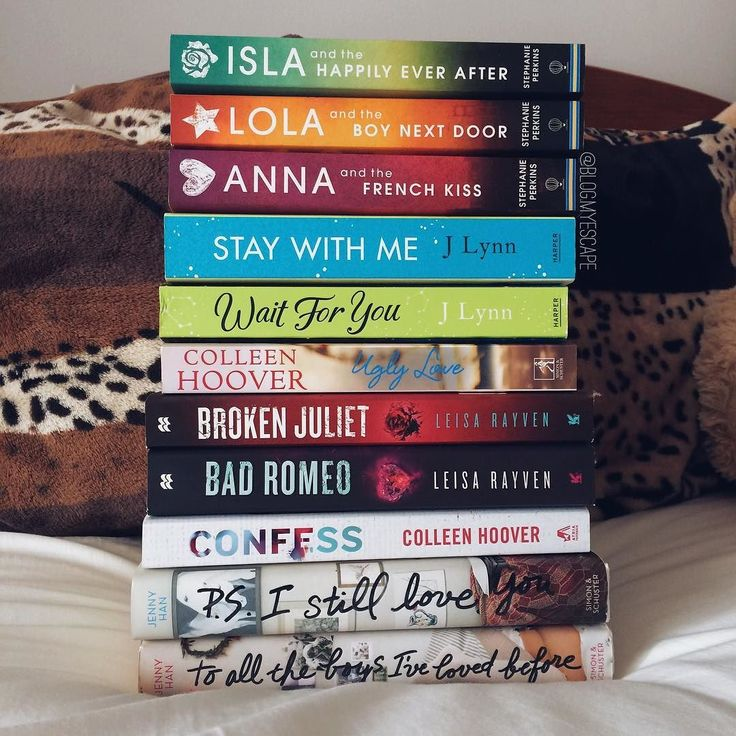 RECOMMENTATIONS . #blogmyescaperecommendations . These are my Valentine's Day recommendations ! . - Anna and the French Kiss trilogy ; - Wait for You & Stay With Me by J.Lynn (not recommending Be With Be because I didn't like that one that much and my fave was def Stay With Me) ; - Bad Romeo & Broken Juliet were both perfect they are NA books by Leisa Rayven ; - Confess & Ugly Love by Colleen Hoover (my fave was Confess) ; - To All the Boys I've Loved Before & P.S. I Still Love You by Jenny…