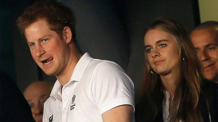 FOX NEWS: Prince Harry's ex-girlfriend Cressida Bonas posts racy snap after Meghan Markle engagement
