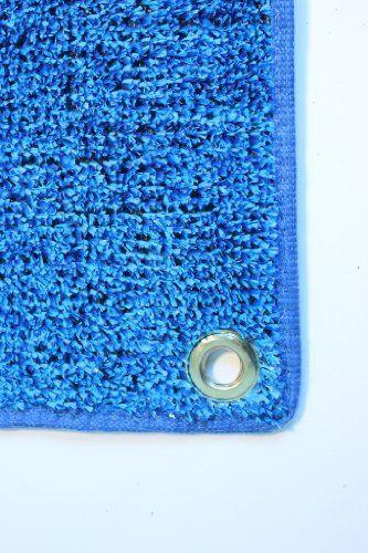 Outdoor Turf Rug / Aisle Runner - 6'x35' Marina Blue - Artificial Grass with Premium BOUND Nylon Edges and Grommits. 8 Oz. - 100% UV olefin. Light Weight Marine Back. Many Custom Sizes & Shapes Available  #100% #6'x35' #Aisle #Artificial #Available #back #Blue #Bound #Custom #edges #Grass #Grommits. #Light #MANY #Marina #MARINE #Nylon #olefin. #Outdoor #Premium #Runner #Shapes. #Sizes #Turf #Weight boisestategear.com