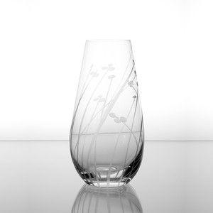 Ateliér Žampach, váza Len 24.5 cm
