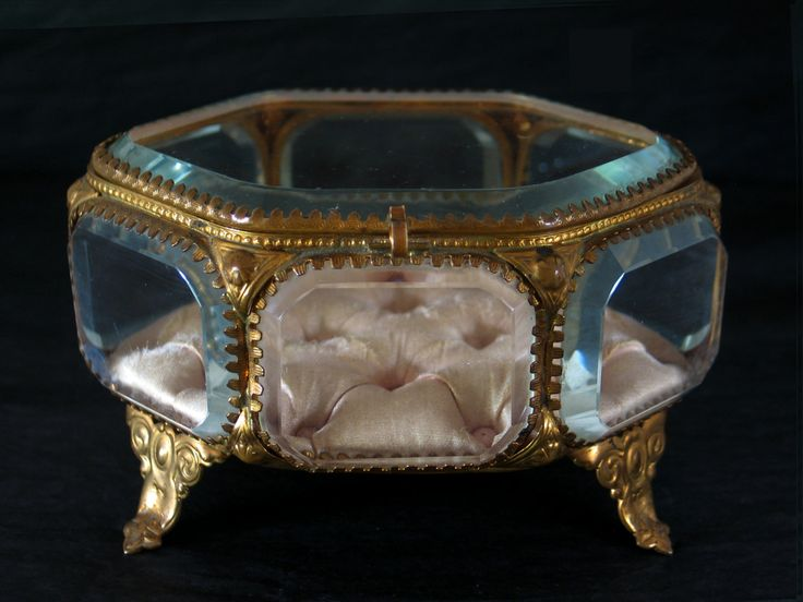 84 best JEWELRY BOX images on Pinterest Casket Jewelry box and