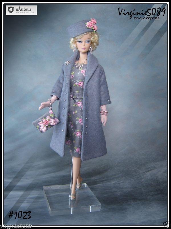 Tenue Outfit Accessoires Pour Barbie Silkstone Vintage ET Integrity Toys 1023   eBay
