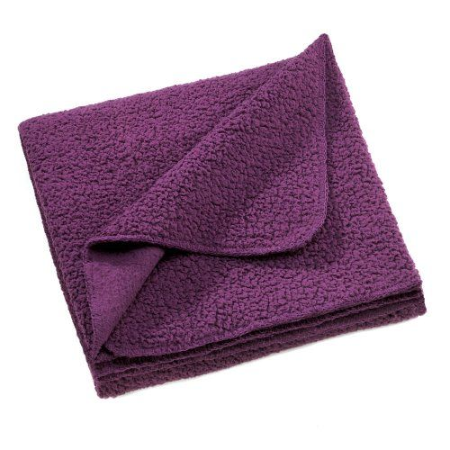 purple throw blanket | NEW Blanket Fleece Sherpa Purple Throw for Bed or Sofa Polyester Warm