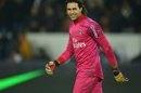 FOOTBALL -  Salvatore Sirigu : « La chance, il faut savoir la provoquer » - http://lefootball.fr/salvatore-sirigu-la-chance-il-faut-savoir-la-provoquer/