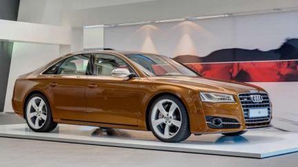 #Audi #S8 #facelift
