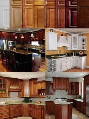Beautiful Kitchen Cabinetry at Down to Earth Prices