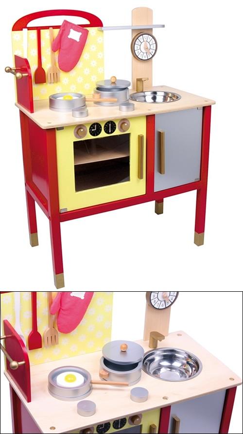 Nice Fantastic, Wooden, All In 1, Childrens Kitchen Unit. A Beautiful Childrenu0027s  Kitchen