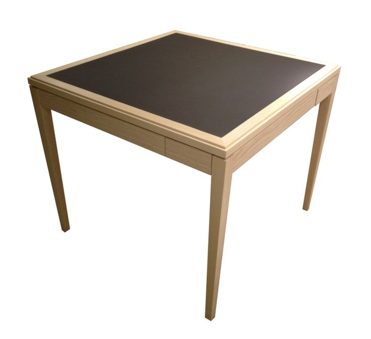 Dering Hall - Buy Games Table - Natural Ash - Game Tables - Tables - Furniture