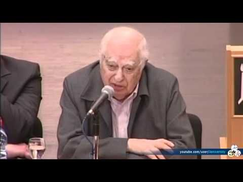 The Sunni - Shiite Conflict and the Middle East - Discourse - Bernard Lewis Professor of Near Eastern Studies - Princeton - VIDEO