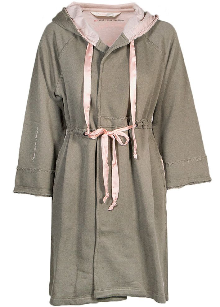 Odd Molly Badekåbe army 117M-997 Mind Rinse Bathrobe - faded cargo – Acorns