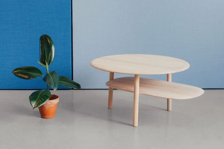 The Rang Tables by StokkeAustad for Tonning&Stryn