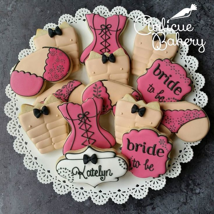 Possibly my last Bachelorette cookies for a while... my 6 year old found…