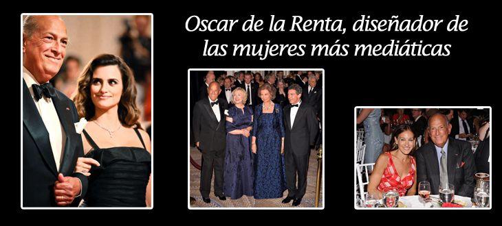 """#Oscardelarenta """"El Gran Caballero de la Moda"""" Uno de los diseñadores más reconocidos y símbolo de la moda internacional.  Diseños elegantes, distinguidos y con glamour Nuestro pequeño homenaje desde Galanovias"""