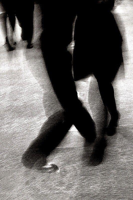 it takes two to tango - Istanbul, Istanbul