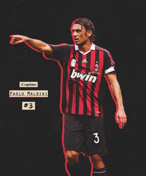 AC #Milan #Capitano