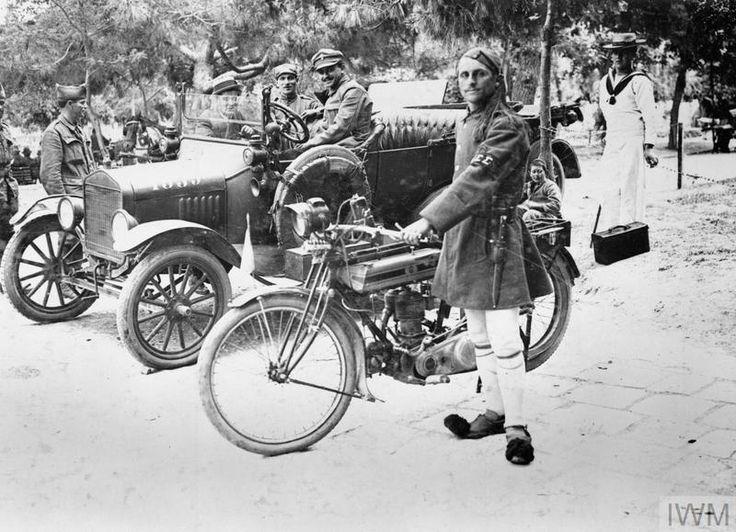 THE GRECO-TURKISH WAR, 1919-1922