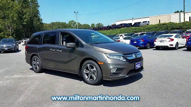 NEW 2018 Honda ODYSSEY TOURING AUTO at Milton Martin Honda NEW #34707