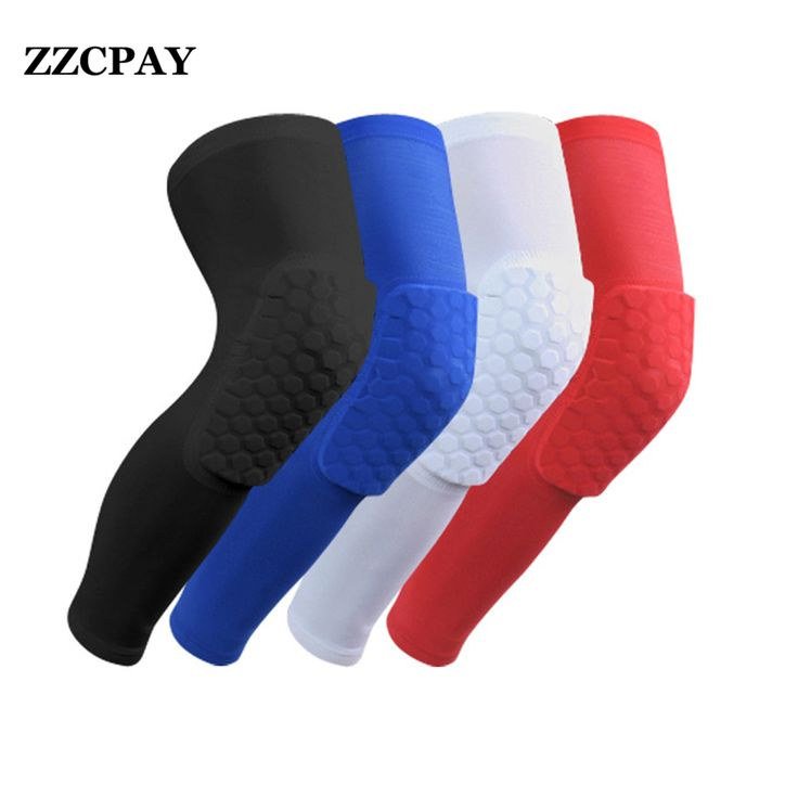1 Piece Olahraga Pelindung Basket Kneepad Lutut Penjepit Persediaan Kecelakaan Legging siku brace Kneepads voli