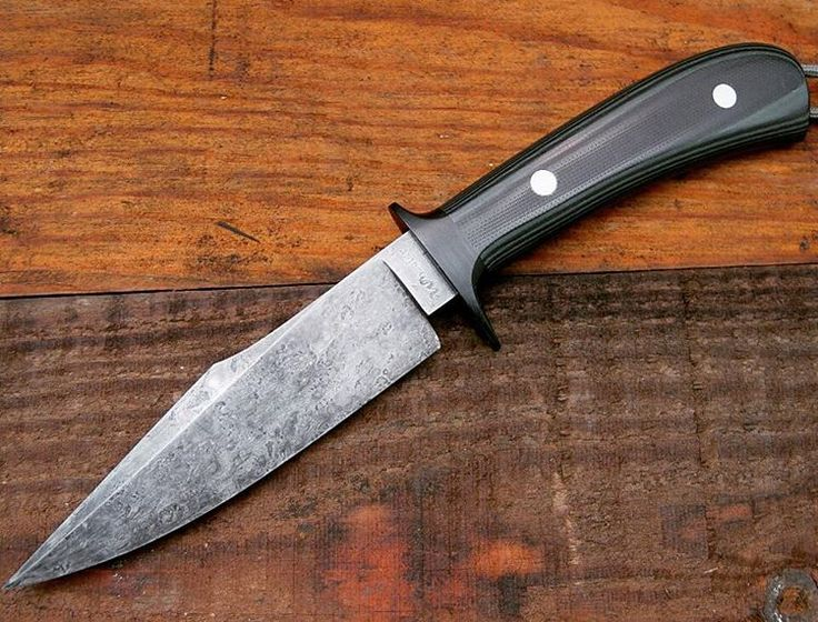 Nick Wheeler knives