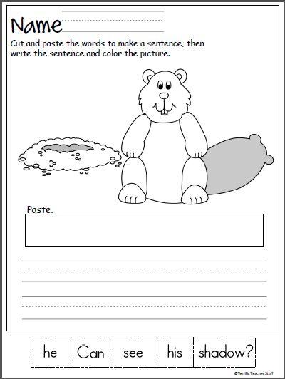 Groundhog day worksheets elementary proga info groundhog day worksheets elementary ibookread Read Online
