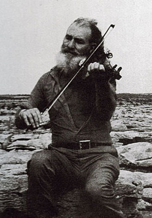 #Irish #Music - Ted Furey My maternal Grandfather Fredrick Shields was a great fiddle player