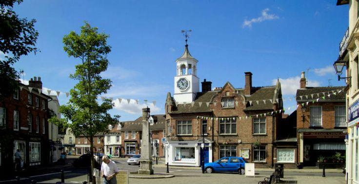 Ampthill Town Centre