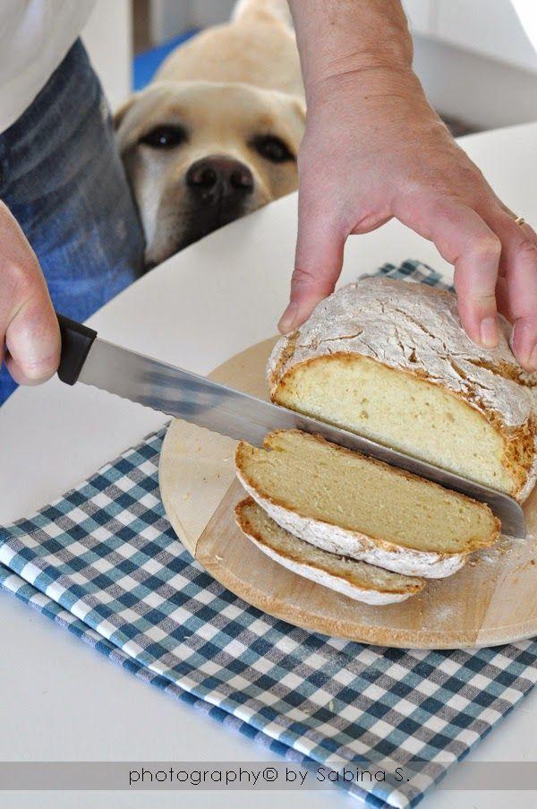 Due+bionde+in+cucina:+Pane+semplice+e+veloce da provare