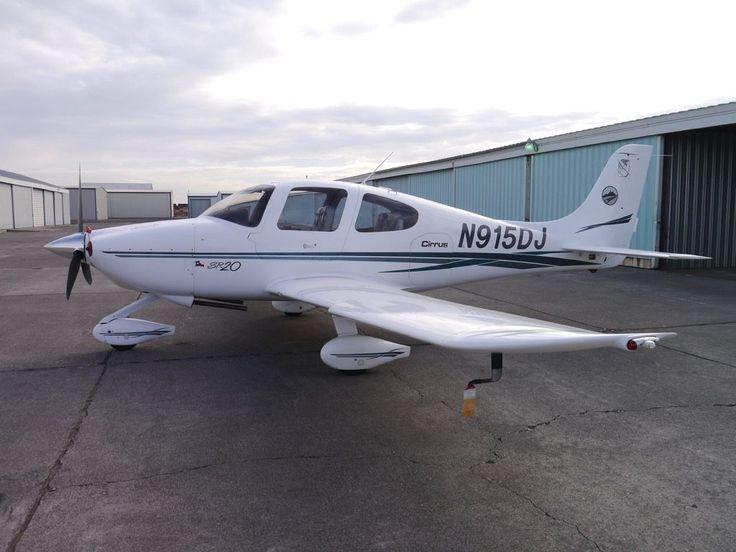2002 Cirrus SR20 for sale in Pasco, WA United States => www.AirplaneMart.com/aircraft-for-sale/Single-Engine-Piston/2002-Cirrus-SR20/14923/