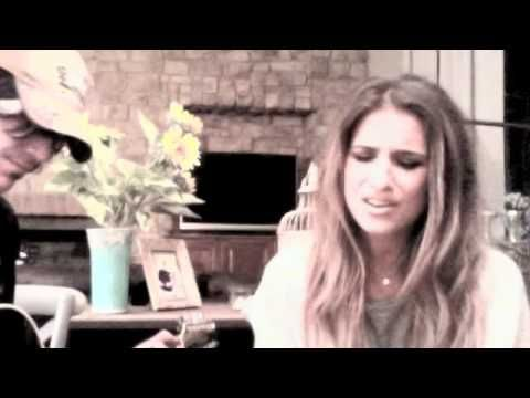 My favorite cover of all time(: Jessie James singing Song Bird (a cover song by Eva Cassidy). LOVE her voice!!!!!